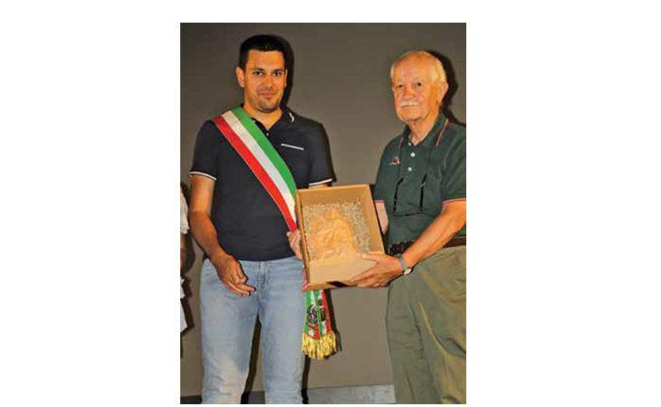 Eolo Zuppiroli è il «Castellano dell'anno 2019». Premiate anche diverse imprese e l'artista Sandra Fiumi