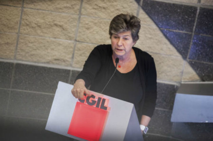 Alla festa della Cgil l'ex segretaria Susanna Camusso parlerà di parità di genere e dignità delle persone