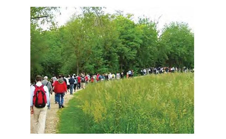 «Insieme» alla Festa Cgil, dalla Tozzona due percorsi per una camminata adatta a tutte le età