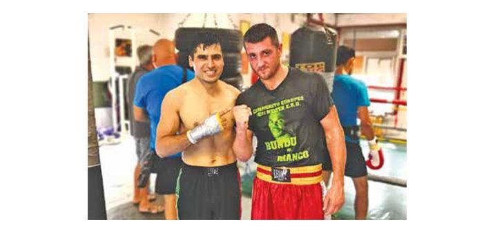 Boxe, campionissimi a Medicina: allenamenti pubblici nel parco del Circolo Mcl Villa Maria