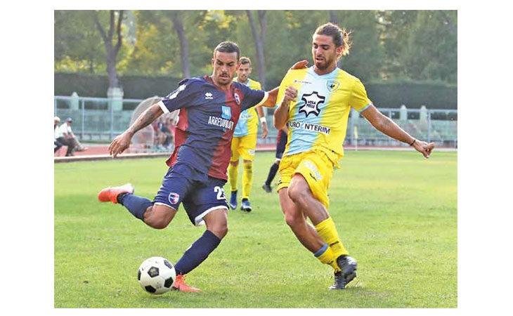 Calcio Coppa Italia serie C, l'Imolese pesca il Piacenza nei sedicesimi