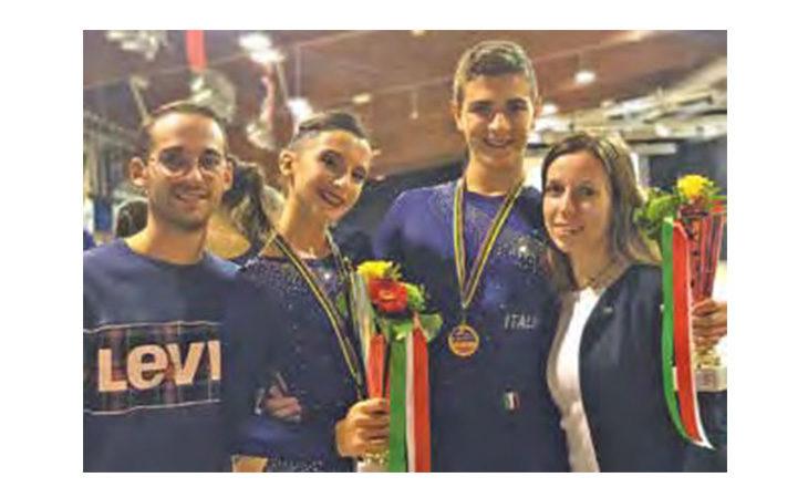 Pattinaggio, due titoli europei per Jacopo Campoli dell'Imola Roller