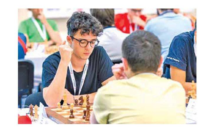 Scacchi, il «Maestro» Pietro Mirri primo italiano agli Europei Under 18