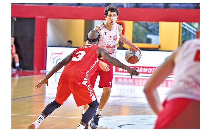 Basket A2, stasera l'Andrea Costa impegnata a Forlì per il secondo match di Supercoppa