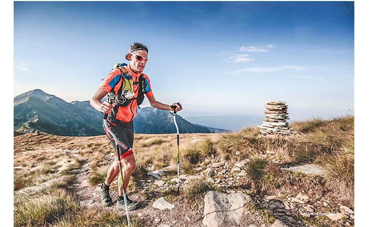 Ultra trail, ritiro per Gianluca Galeati al Tor des Geants