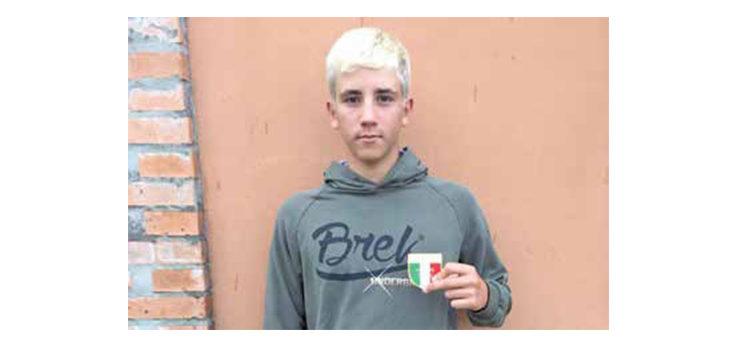 Tennis, Enrico Baldisserri campione italiano nel doppio Under 16