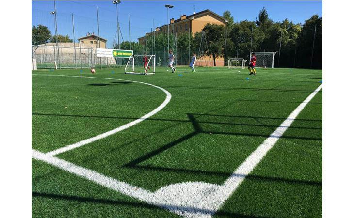 Oggi a Medicina l'inaugurazione del nuovo campo in sintetico di calcio a 5
