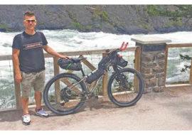 Mountain bike, l'impresa del medicinese Stefano Romualdi al Tour Divide. L'INTERVISTA