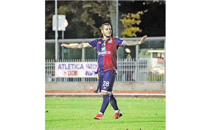 Calcio serie C, l'ex Giovinco sfida l'Imolese con il Ravenna: «Sono sempre lo stesso, ma ora mi fanno giocare»