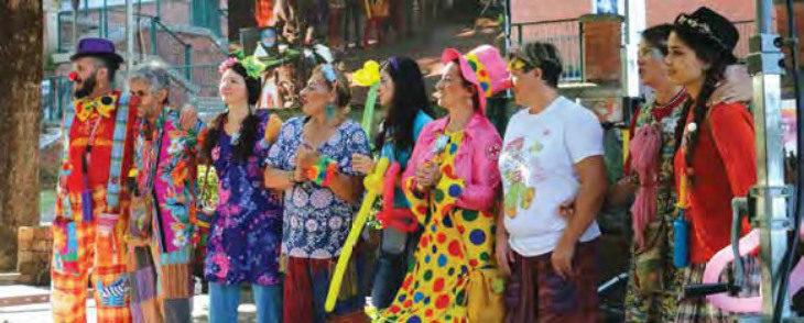 Open Day di Montecatone, un giorno di festa nel parco interno dell'ospedale tra musica, sport e testimonianze