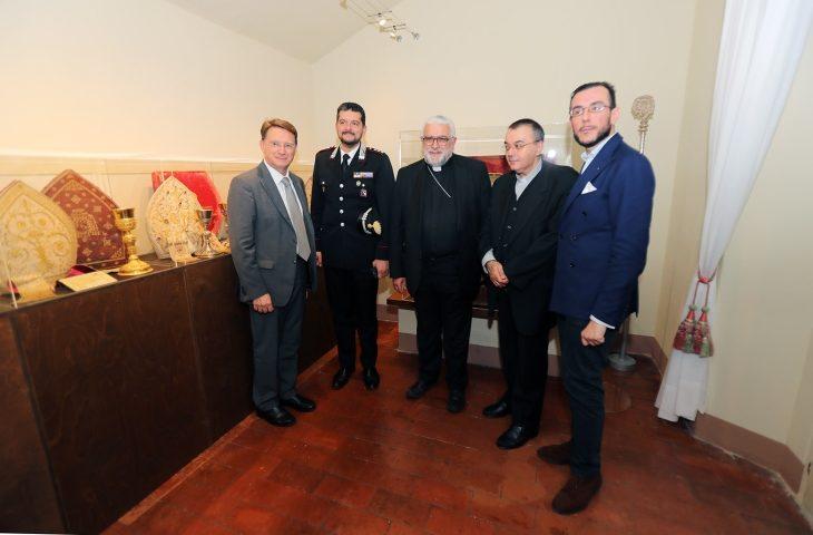 Inaugurazione della Wunderkammer del Museo diocesano – IL VIDEO