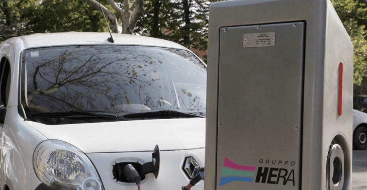 Dal biometano alle colonnine elettriche i progetti di Hera per incentivare la mobilità sostenibile anche nel circondario imolese