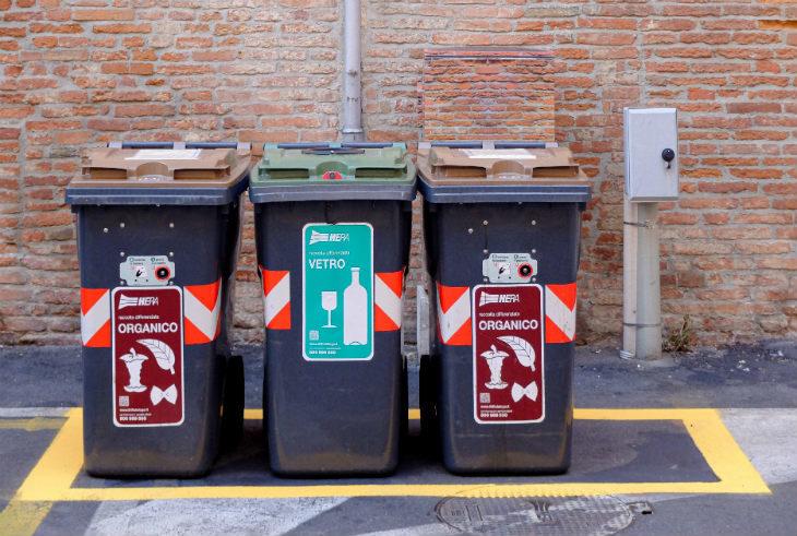 """La raccolta differenziata a Imola ha raggiunto il 78% nel mese di agosto, 60 i trasgressori """"beccati' dalle videotrappole"""