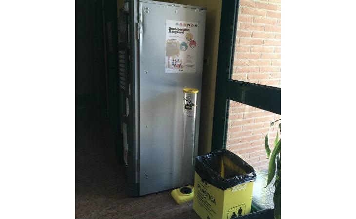 A Ozzano partita la raccolta del sughero usato, che va conferito negli appositi contenitori distribuiti in città