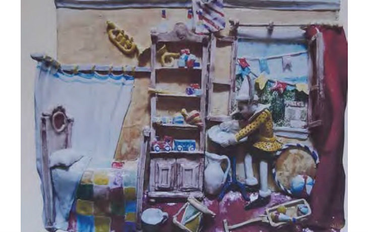 «Marco Bonechi. Storia di un burattino» in mostra alla Salannunziata di Imola a cura dell'Aim Croce Coperta