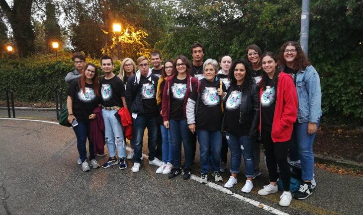 Si è svolto in settimana il viaggio degli studenti di Vitamina C alla scoperta di Milano e delle Isole Borromee