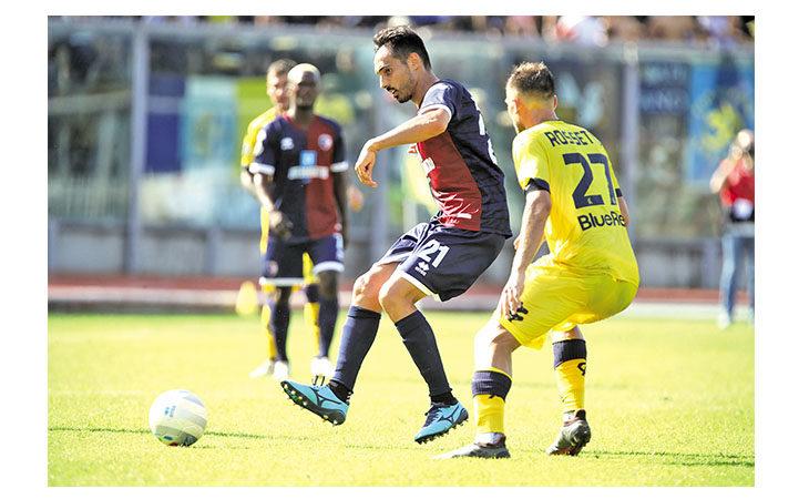 Calcio serie C, intervista a Francesco Bolzoni dell'Imolese: «Scudetto con l'Inter e presenze in Champions»