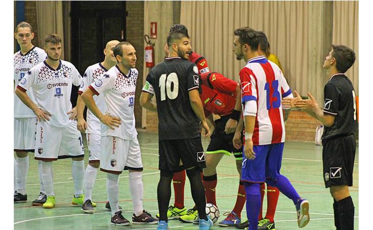 Futsal A2, esordio da favola per l'Imolese che in diretta Tv stende Milano