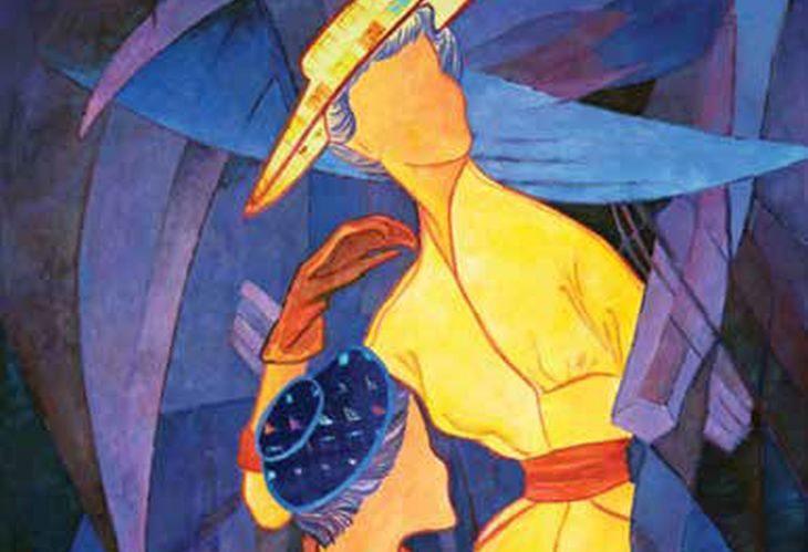 Clara Ghelli in mostra a Castel San Pietro fino al 6 ottobre