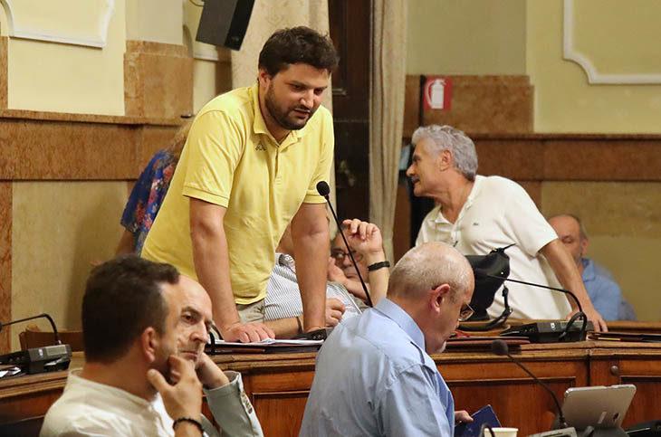"""Il capogruppo dei 5Stelle Simone Righini si dimette da consigliere comunale: """"Non ci sono più le condizioni'"""