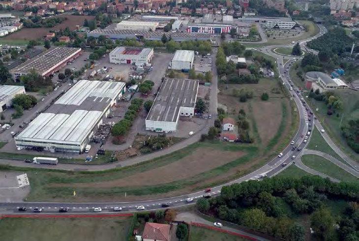 Sul sottopasso della ferrovia il comitato Strade future propone la terza corsia dinamica come in autostrada