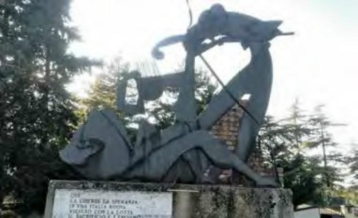 L'Anpi e i Comuni di Imola e Riolo Terme ricordano i partigiani caduti a Ca' Genasia al monumento di via Sabbioni