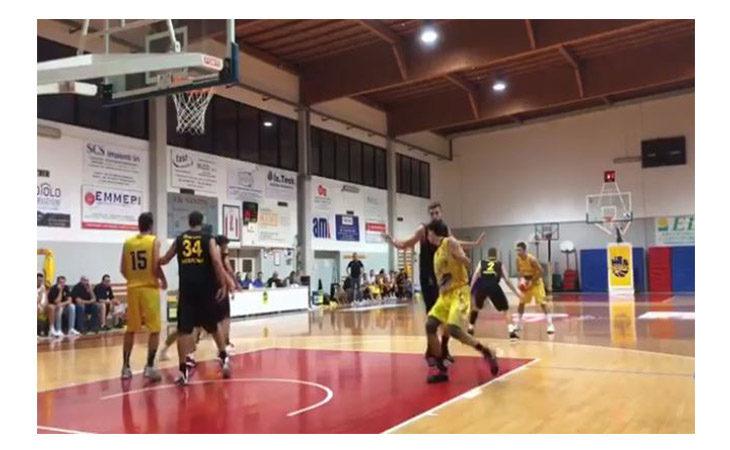 Basket C Gold, la Virtus Medicina espugna il palaMarchetti. Secondo ko per Castel Guelfo