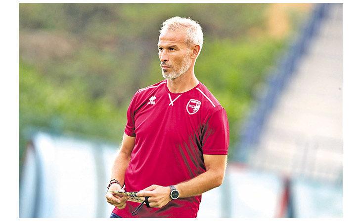 Calcio serie C, conosciamo meglio il nuovo tecnico dell'Imolese Gianluca Atzori