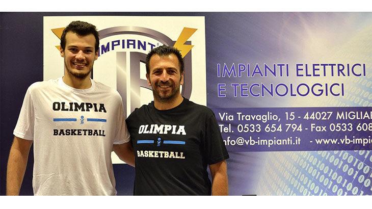 Basket C Gold, l'Olimpia Castello supera Bertinoro all'ultimo respiro