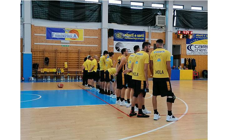 Basket C Gold, nulla da fare per la Vsv Imola a Fiorenzuola