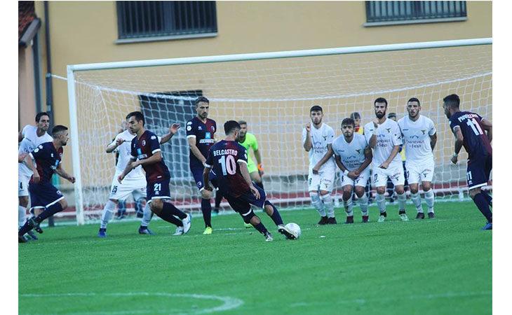 Calcio serie C, il tecnico Atzori e Bolzoni nel post partita di Imolese-Fano. IL VIDEO