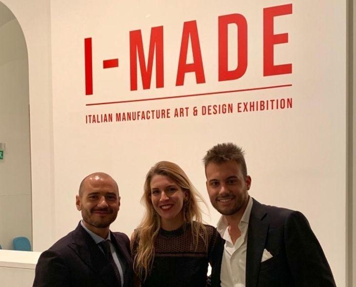 """Fatto in Italia, esposto a Londra. Parla anche imolese la prima edizione di """"I-Made'"""