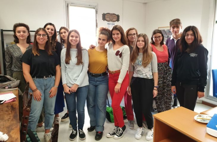 """Studenti dell'alternanza scuola-lavoro in campo per il progetto """"Vita-Circondario cardioprotetto'"""