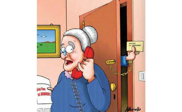 Truffe agli anziani, una signora imolese racconta come è stata derubata un mese fa nella sua abitazione
