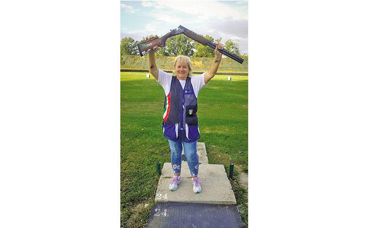 Tiro a volo, medaglie d'oro per l'ozzanese Paola Tattini ai Mondiali di Roma