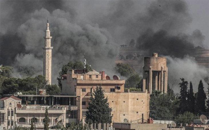 Domani presidio a Imola contro l'attacco e i bombardamenti della Turchia sul popolo curdo in Siria