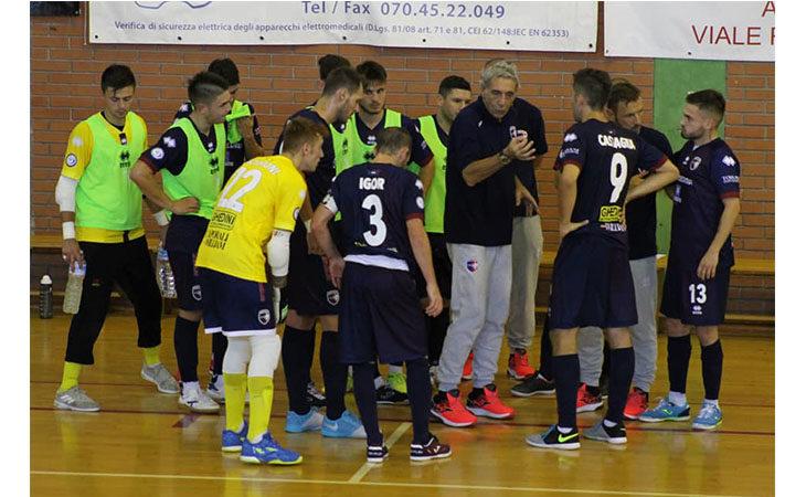 Futsal A2, prima sconfitta per l'Imolese. Alla Cavina il Città di Massa passa nel finale