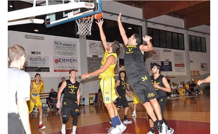 Basket C Gold, tutto facile per la Virtus Medicina contro Castelnovo Monti