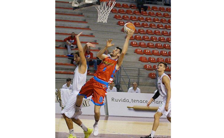 Basket serie B, la capolista Sinermatic non si ferma più e stende anche Porto Sant'Elpidio