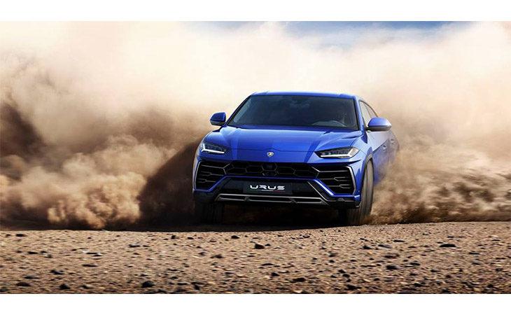 Imola scelta da Lamborghini come location per lo spot del nuovo suv «Urus»