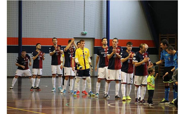 Futsal Coppa Divisione, l'Imolese batte il Padova ai rigori e passa il turno