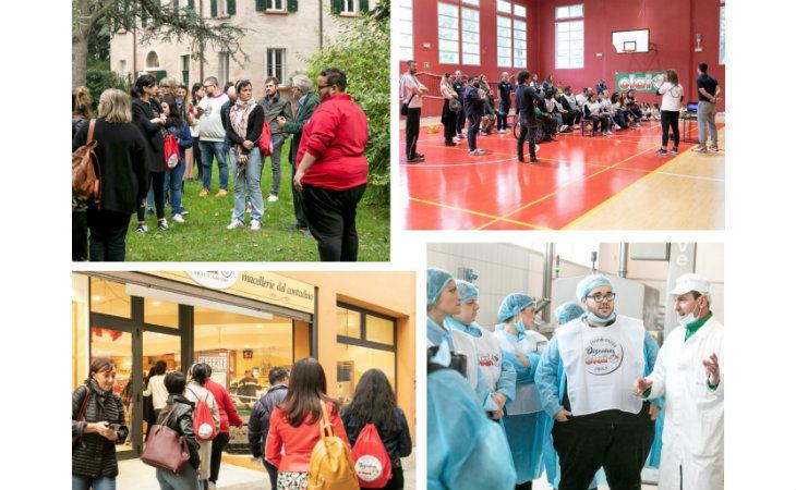 Il weekend di dodici foodblogger provenienti da tutta Italia in visita alla cooperativa Clai