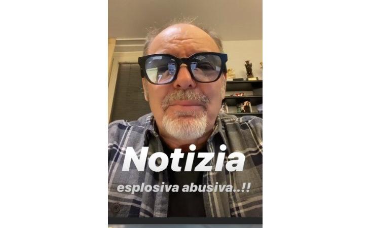 L'annuncio di Vasco Rossi su Instagram: l'anno prossimo un festival rock a Imola