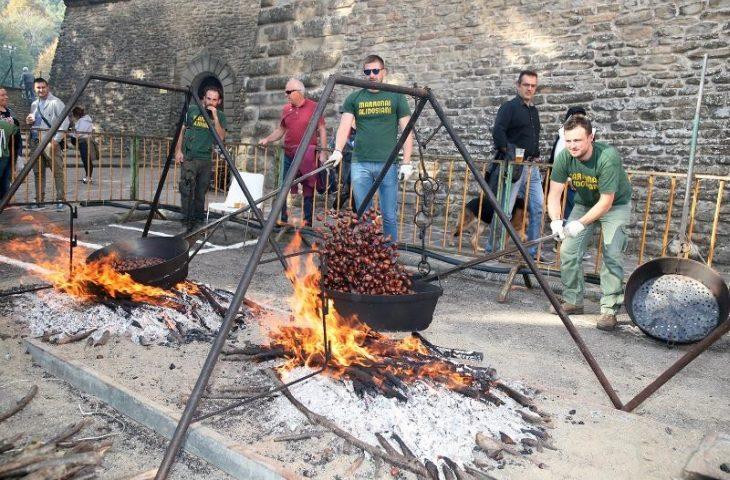 Castagne e marroni, dal bosco alla tavola