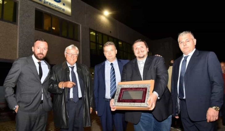 Laco, trent'anni di meccanica di precisione a Ozzano