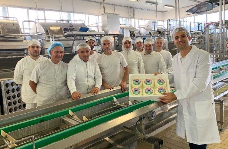 Il Caseificio Comellini di Castel San Pietro si aggiudica il World Cheese Award