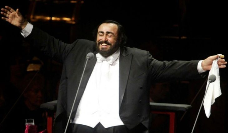"A ""Cinema Osservanza' il documentario ""Pavarotti' di Ron Howard"