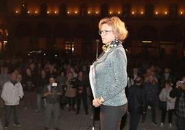 La sindaca Manuela Sangiorgi si dimette, i commenti di consiglieri, assessori, dell'opposizione Pd e Imola guarda avanti