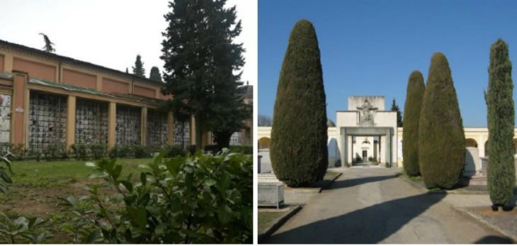 Le aperture dei cimiteri e degli uffici a Imola, Medicina e Castel San Pietro per la commemorazione dei defunti