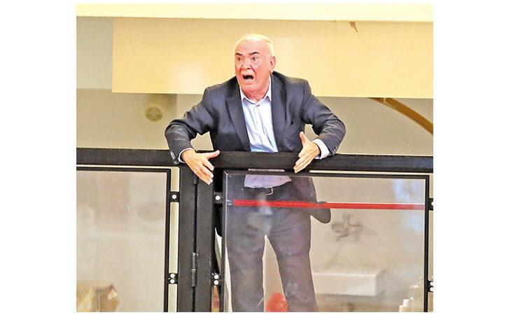 Basket A2, la furia dell'amministratore unico dell'Andrea Costa Domenicali: «Ora silenzio e pedalare»